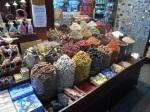 Especiarias do mercado