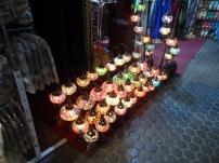 Luminárias do mercado